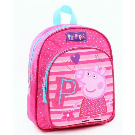 BATOH PEPPA PIG 8527 malinový