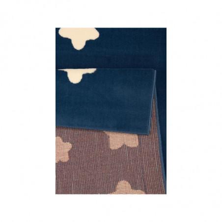 Kusový koberec Luna 102655 Braun 100x140 cm