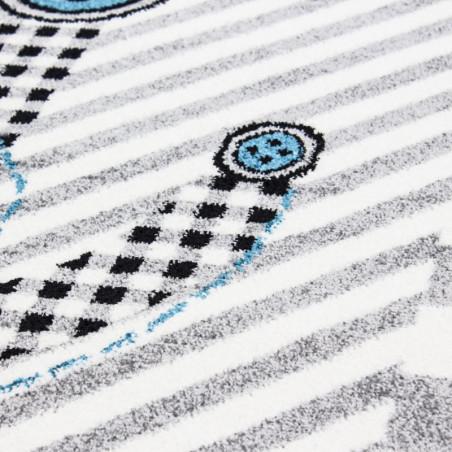 Kusový koberec Kids 510 grey