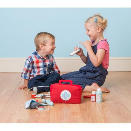 Le Toy Van Doktorská brašna s příslušenstvím