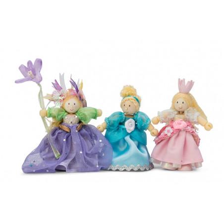 Le Toy Van postavička - Princezny