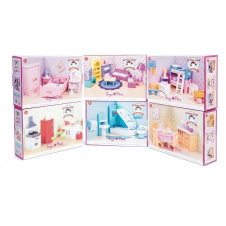 Le Toy Van nábytek Sugar Plum - Jídelna