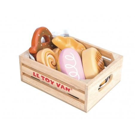 Le Toy Van bedýnka s pečivem