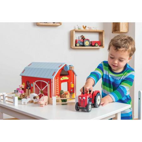 Le Toy Van Stodola červená