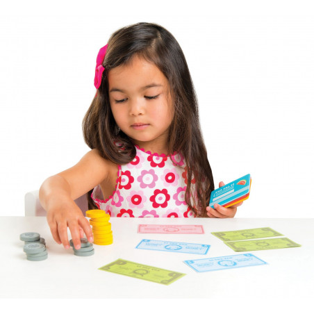 Le Toy Van set bankovek