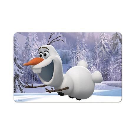 3D podložka Olaf