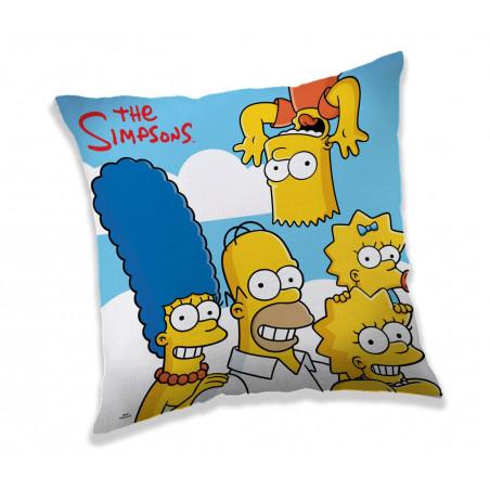 Polštářek Simpsons Family cloud 40x40 cm