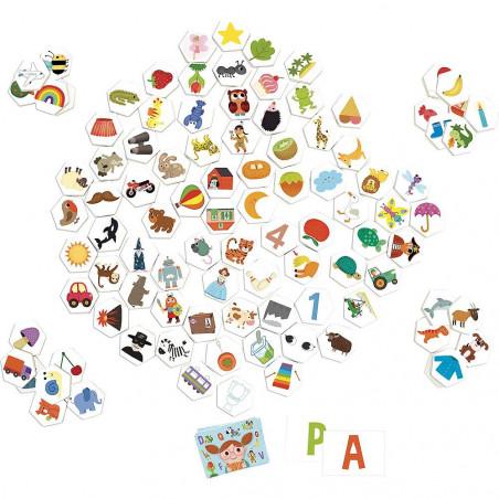 Vilac Obrázková abeceda