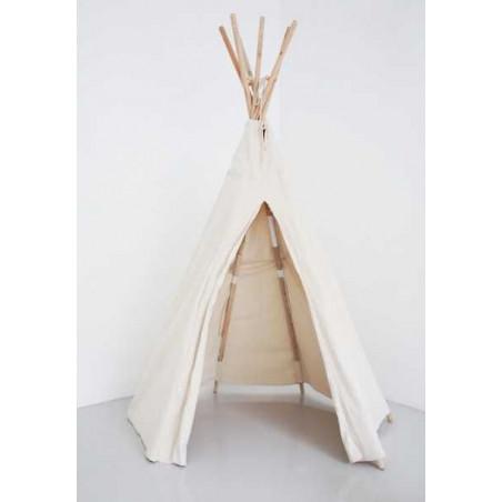 Vilac Dětské indiánské týpí bílé