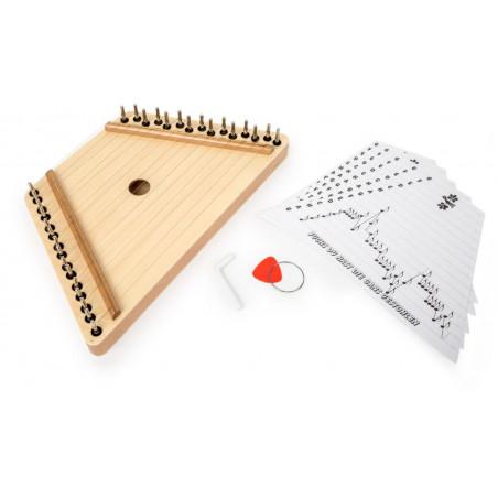 Legler Dřevěné hračky - Dětské hudební nástroje - Cimbál