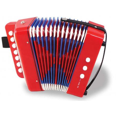Vilac Tahací harmonika akordeon