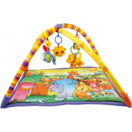 Legler Hrací deka s hrazdičkou Džungle