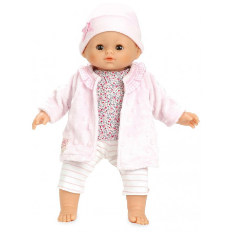 Petitcollin Panenka Baby Doll 36 cm Lila