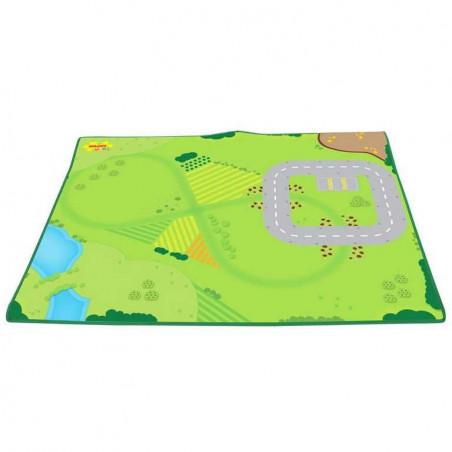 Bigjigs Dřevěné vláčkodráhy - Hrací plocha pro vláčkodráhu