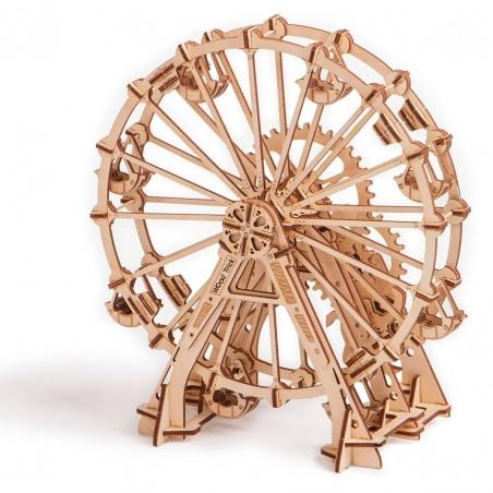 Wood Trick 3D mechanické puzzle Vyhlídkové kolo WT2