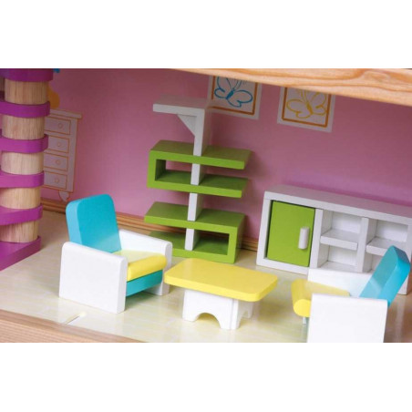 Legler Dřevěný domeček pro panenky Residence