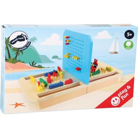 Small Foot by Legler dřevěné hry - Potápění lodí - Lodě