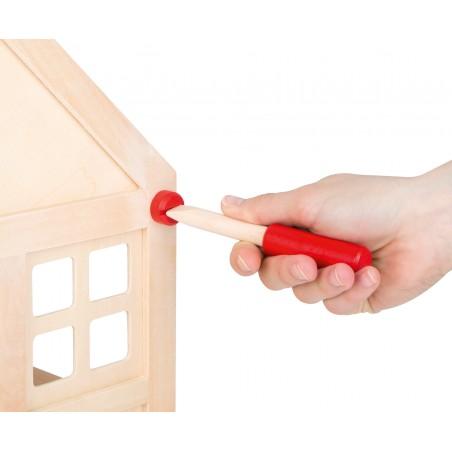 Small Foot by Legler obytný dům pro panenky včetně nábytku