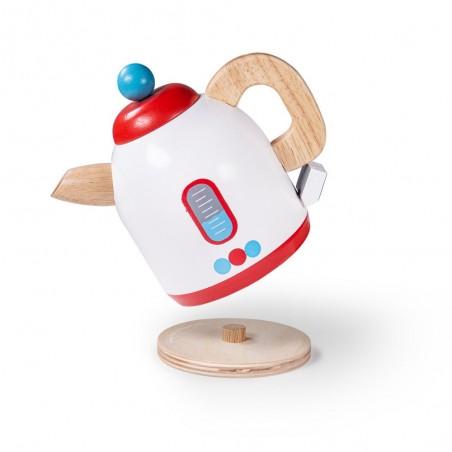 Bigjigs Toys Dřevěná konvice