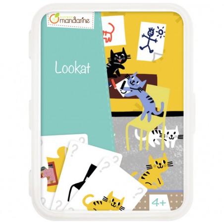 Avenue Mandarine Karetní hra Kočky