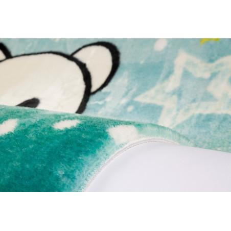 Dětský kusový koberec Lollipop 182 Bear - DOPRAVA ZDARMA