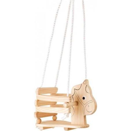 Small Foot Dřevěná houpačka kůň