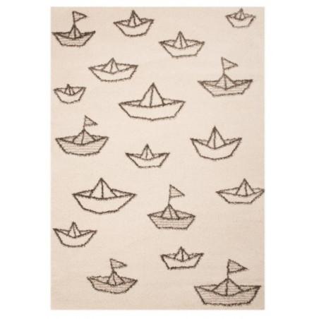 Kusový koberec Vini 103017 Paper Boat Sammy 120x170 cm