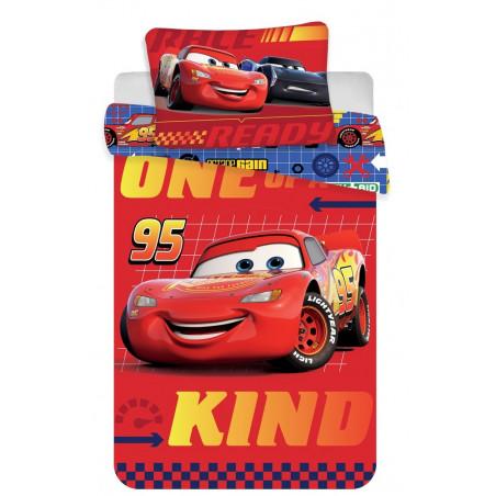 Disney povlečení do postýlky Cars baby 100x135, 40x60 cm