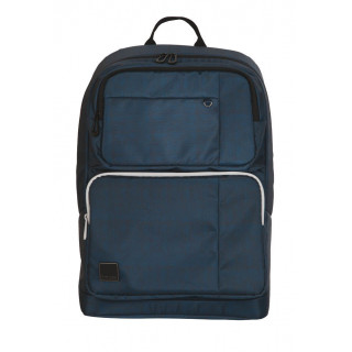 65ff40593d Studentský batoh na notebook Exclusive modrý