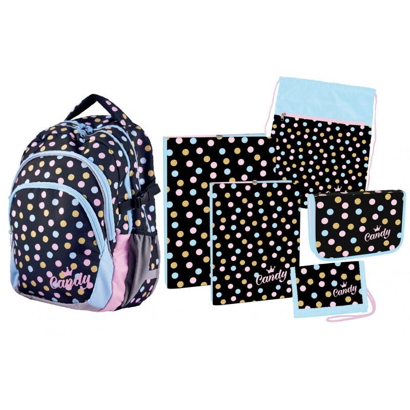 05c747717ab Stil Školní set Candy Junior - Kids Paradise