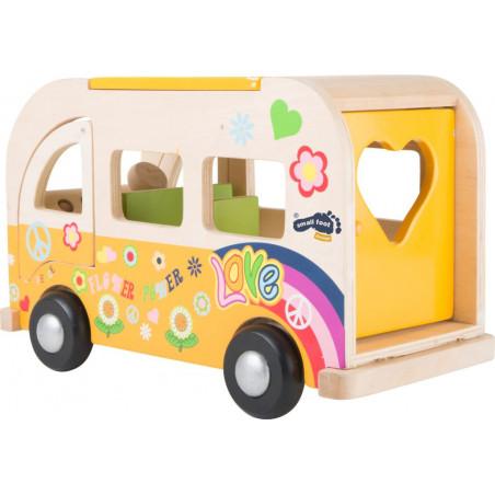Small Foot Dřevěný Hippie Van